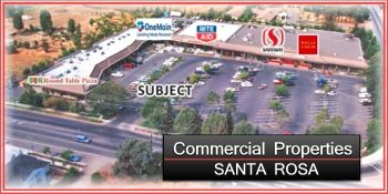 Commercial Space for Lease Santa Rosa, CA